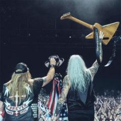 Concierto de Lynyrd Skynyrd en Palacio Vistalegre Arena en Madrid