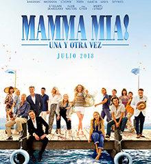 Estreno de Mamma Mia! Una y otra vez el 13 de diciembre