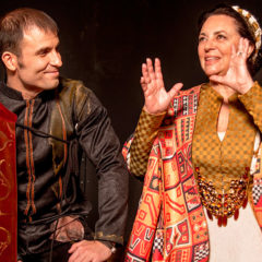 Mestiza en Teatro Principal de Ourense