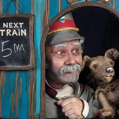 Mr. Train en Teatre Principal en Castellón