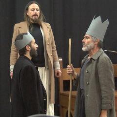 Nise, la tragedia de Inés de Castro en Teatro de La Abadía en Madrid