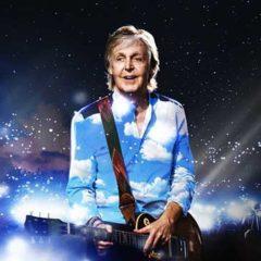 Concierto de Paul McCartney en Estadio Olímpico de Montjuïc Lluis Companys en Barcelona