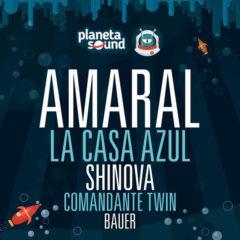 Concierto de Planeta Sound 2020 en Estadio Municipal de Atletismo Colomán Trabado en León