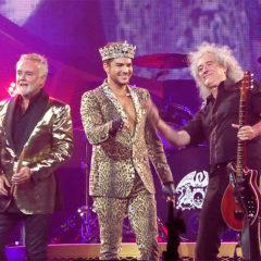 Concierto de Queen + Adam Lambert en WiZink Center  en Madrid