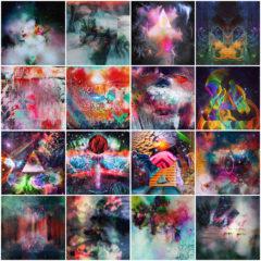 Exposición Realidades Distorsionadas en el espaciojovensur
