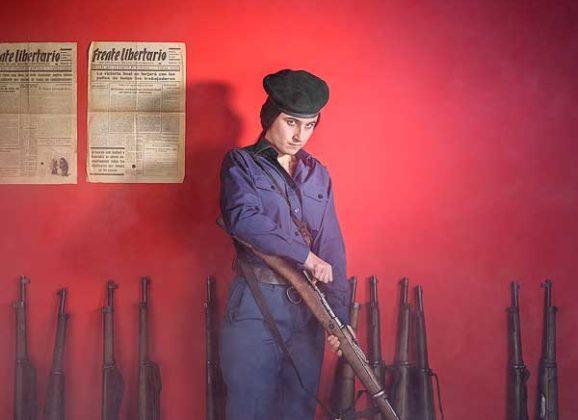 Roberto Aguirrezabala. Museo de la guerra en Centro Cultural Montehermoso en Álava/Araba