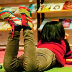 Salón del Libro Infantil y Juvenil de Madrid en Centro Cultural Conde Duque