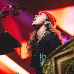 Concierto de Tash Sultana en WiZink Center  en Madrid