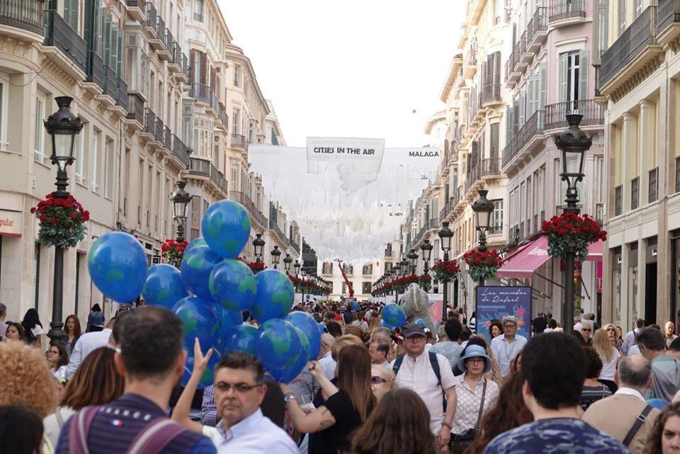 ¿Qué temática te gustaría para la Noche en Blanco 2020 en Málaga Vota!!
