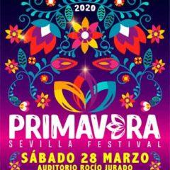 Primavera Sevilla Festival 2020 en el Auditorio Rocío Jurado