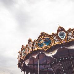 Un Carrousel Veneciano, como elemento dinamizador de su ciudad .
