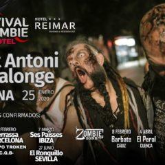 Survival Zombie Hotel Girona