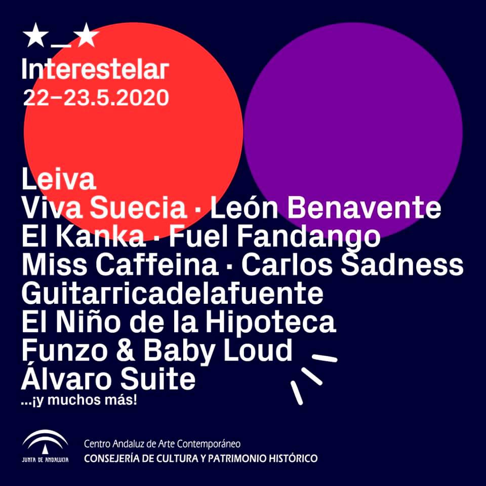 Festival Interestelar Sevilla 2020