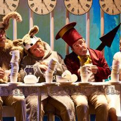 Alicia de Claudio Hochman en el Teatro Gongora