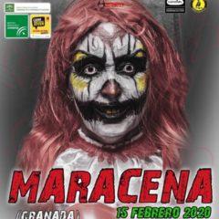 Apocalipsis Zombie 2020 en Maracena en Granada