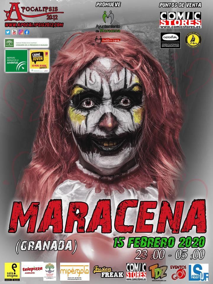 Apocalipsis Zombie 2020 En Maracena En Granada La Guía Go