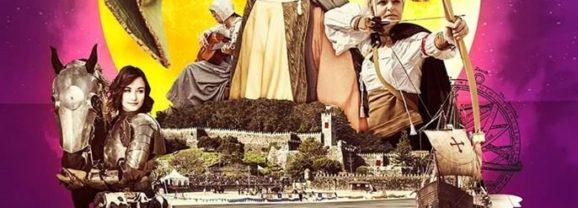 Arribada 2020, fiesta medieval en Baiona