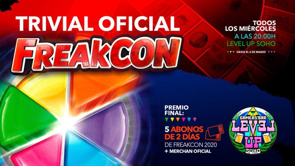 Freakcon 2020 en FYCMA Málaga