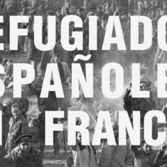 """Exposición """"36/39 refugiados españoles en Francia"""" en la Fundación Euroárabe de Granada"""
