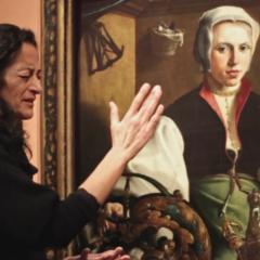 Exposición de Videocreaciones de Eulalia Valldosera en el CAC Málaga