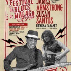 Festival de Blues de Málaga en La Cochera Cabaret