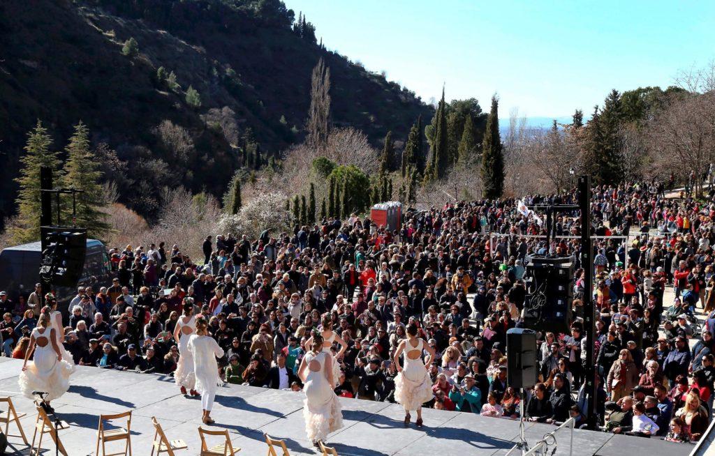 Festividad de San Cecilio 2020 en Granada