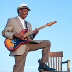 James Armstrong concierto de blues en Vigo