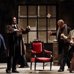 La Boheme, ópera en el auditorio sede Afundación