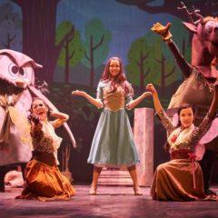 La Bella Durmiente y el Bosque Escondido, espectáculo en Vigo