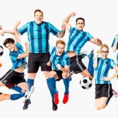 Los Futbolísimos, el musical. Espectáculo familiar en Vigo