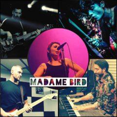 Madame bird concierto en el Sinatra coctel bar de Vigo