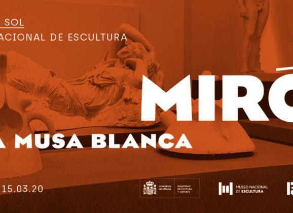 Febrero 2020 en el Museo Nacional de Escultura