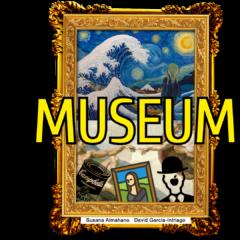 Museum (la historia del arte para niñ@s) en el Teatro Cánovas de Málaga
