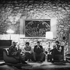 Onza y Sabakai en la Sala Porta Caeli Global Music