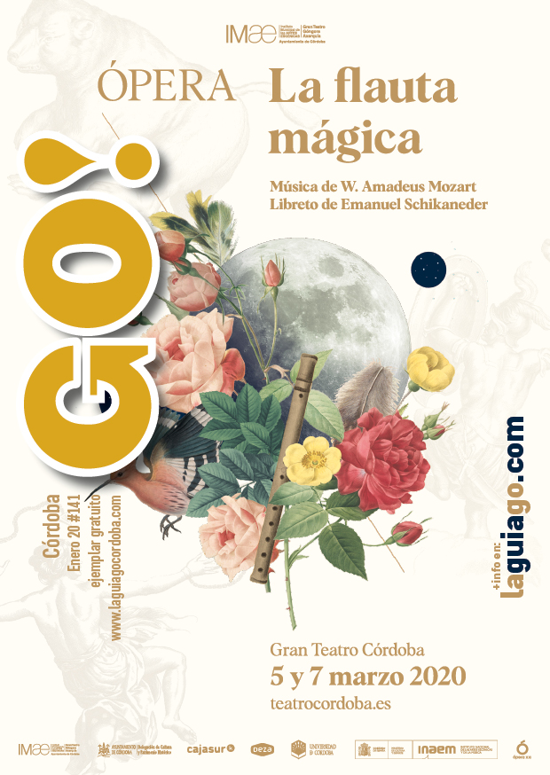 ¡Ya puedes leer online la Guía GO! de Córdoba de Enero 2020