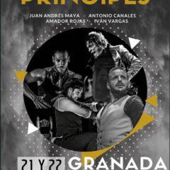 Príncipes de Juan Andrés Maya en el Teatro Isabel la Católica de Granada