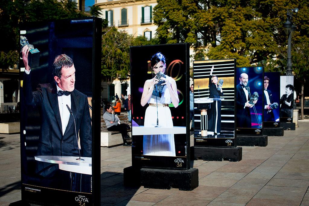 Premios Goya 2020 en Málaga