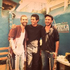 Rupatrupa presenta Camino al Horizonte en la Cochera Cabaret de Málaga