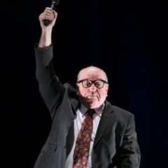 The Best of Leo Bassi, espectáculo teatral en Ponteareas