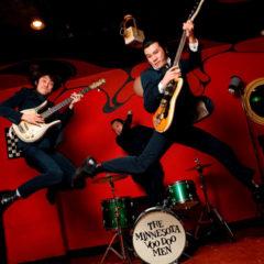 The Minnesota Voodoo Men en Lemon Rock en Granada