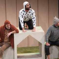 Vida de cans, espectáculo de teatro en Cangas