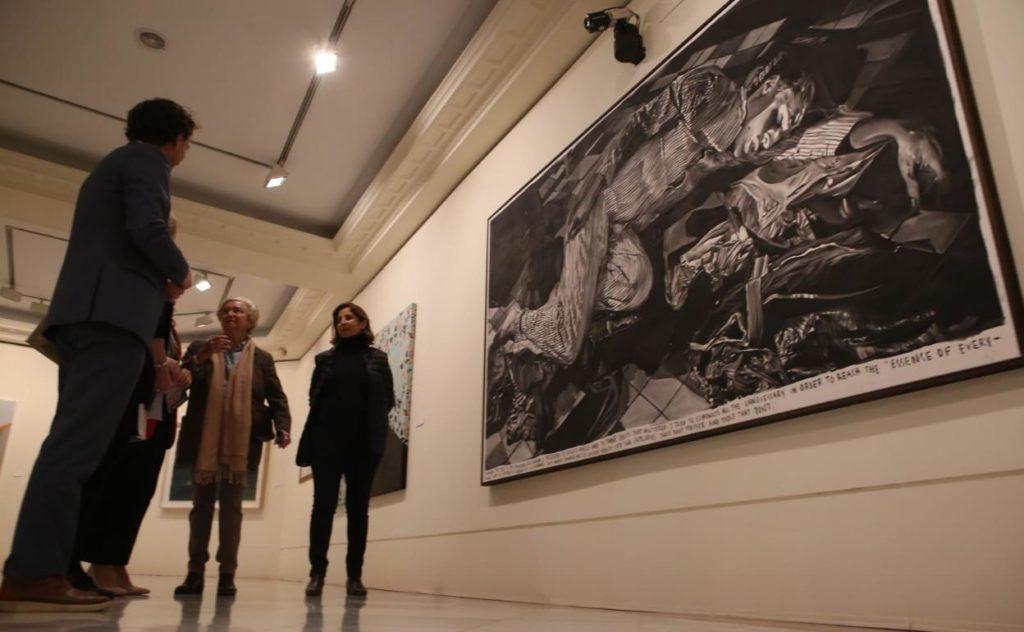 Exposición ¡Fiat Lux! en el Centro CajaGranada-Puerta Real