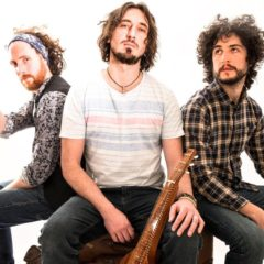 Willie and the Bandits concierto en Cangas