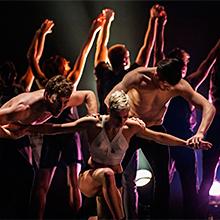 BJM. Les Ballets Jazz de Montreal en Teatro Gayarre en Navarra