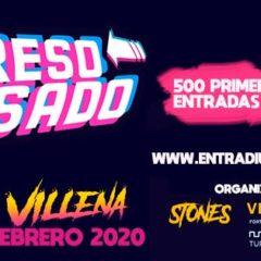 Aterriza el festival Regreso al Pasado en Villena