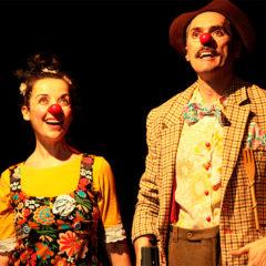 Clown sin tierra en Centro Cultural Pérez de la Riva en Madrid