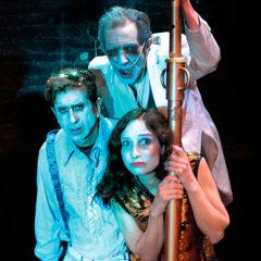 El desguace de las musas en Gran Teatro de Huelva