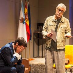 El electo en Teatro Rafael Alberti en Jaén