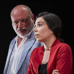 El hambre, se ama como se come en Teatro Lara en Madrid