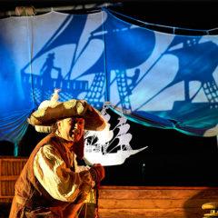 El tesoro de Barracuda en Teatro Reina Sofía en Zamora